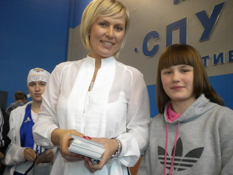 Ольга Пискунова и Наталья Рогозина