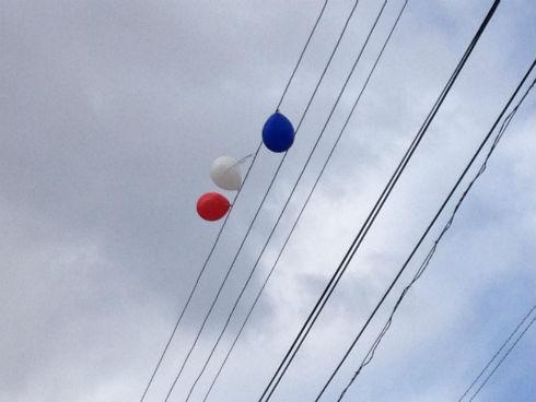 9 мая - шарики