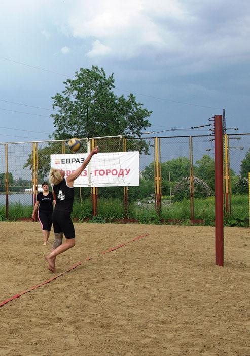 IMGПляжный волейбол