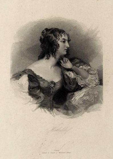 005_Принцесса Матильда в 1840 году