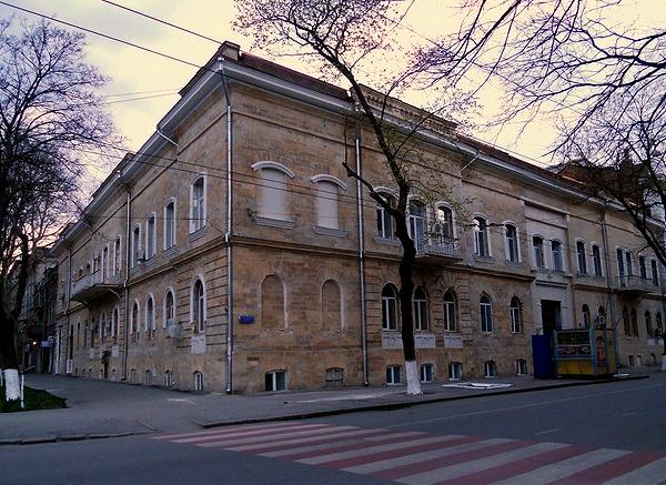 011_Одесса_первоначальное жильё_ул Петра Великого д 12