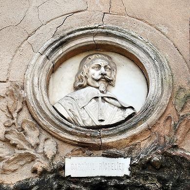 032_Одесса_Арман Жан дю Плесси, герцог де Ришельё, Кардинал Ришелье