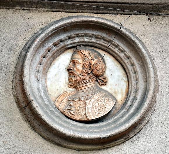 048_Одесса_Генрих IV, Король Франции, первый из Бурбонов