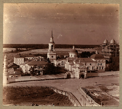 001_Свято-Николаевский монастырь в Верхотурье