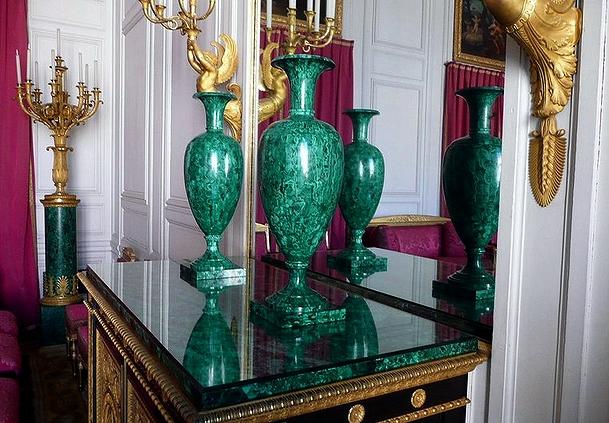 003_Малахитовая комната в Большом Трианоне (Версаль)
