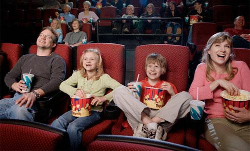 дети в кино