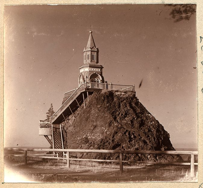 005_часовня_фото С.М. Прокудина-Горского (1989 - 1905)