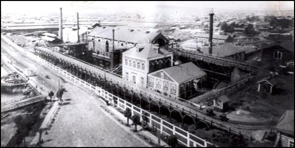 007_Кушвинский завод в 1900