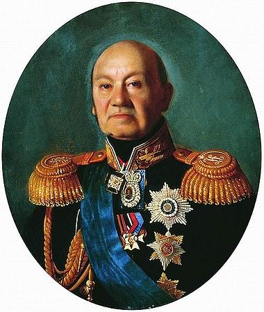 002_Портрет генерал-адъютанта графа Закревского (худ. С. Зарянко)