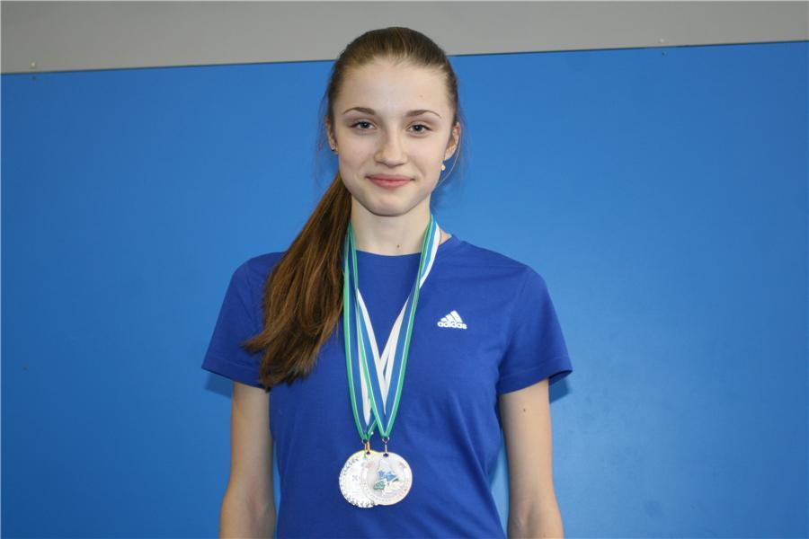 Анастасия Климовских