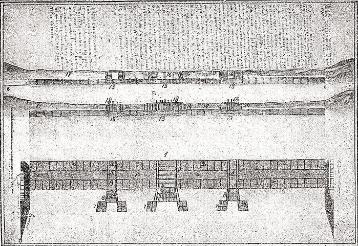004_план заводской плотины_де Геннин