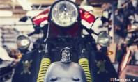 Мотоцикл по любви