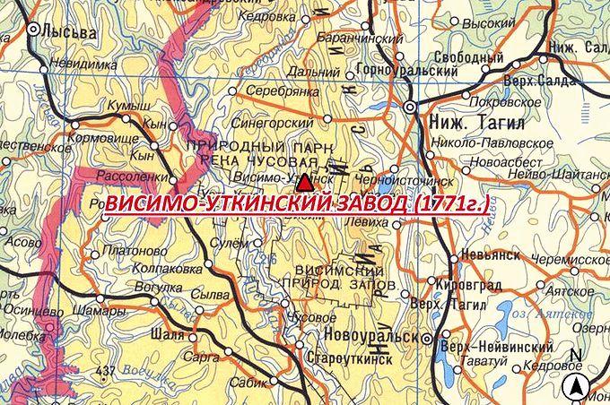 002_Висимо-Уткинский карта