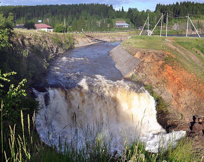 008_Висимо-Уткинский водопад