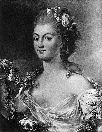 006_Прасковья Матвеевна Демидова, ур. олсуфьева (1730—1813)