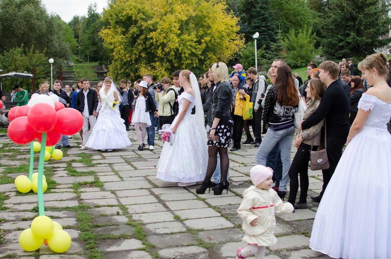 свадьба понарошку