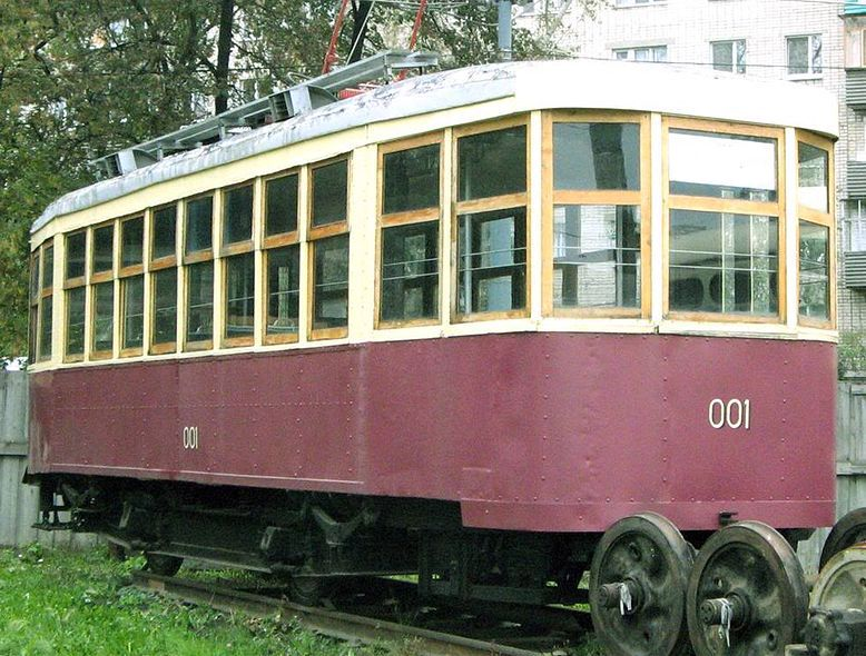 003_Вагон серии  Х_1925 год