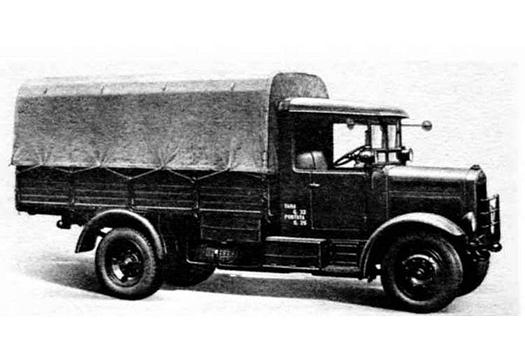005_итальянский грузовик СПА
