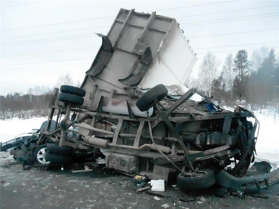 ДТП 28.10.2014 г. ад Екатеринбург-Серов