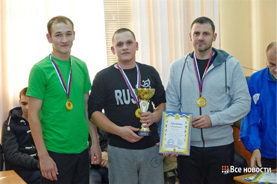 Команда НТРЭС, победитель турнира