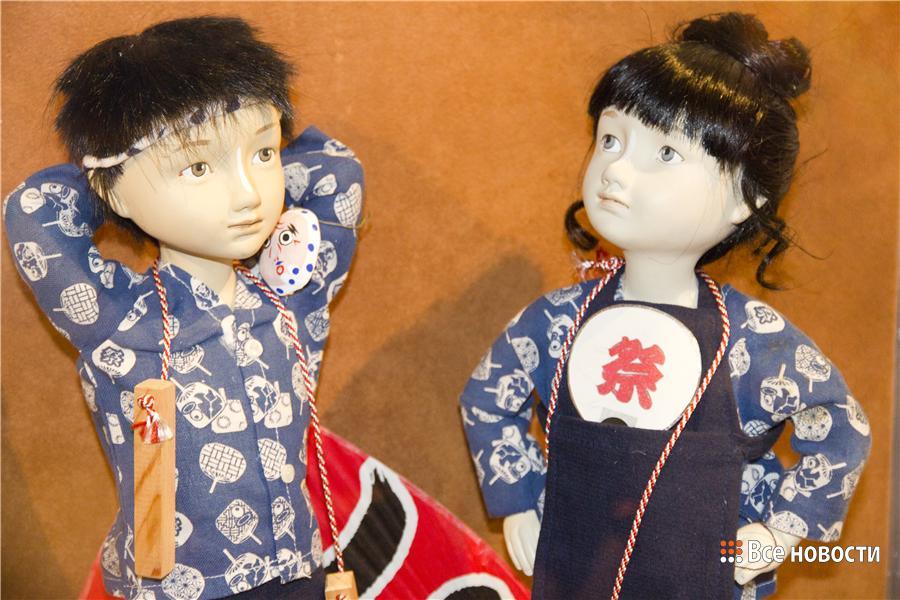 куклы-современные дети
