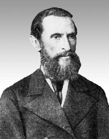 Иосафат Огрызко (фото XIX в.)