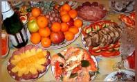 Салатные заправки и пироги на Новый год