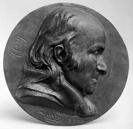 003_Клод Жозеф Ферри 1839_бронза Metropoliten museum
