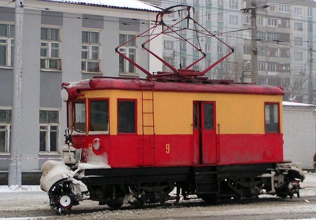 Снегоочиститель ГС-4(фото 2000-х гг.)