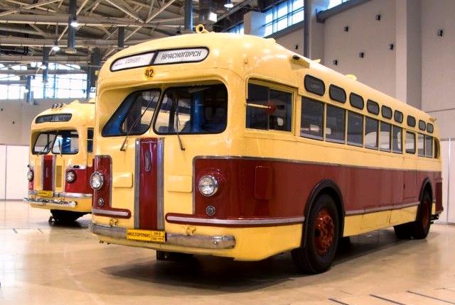 Автобус ЗИС-154