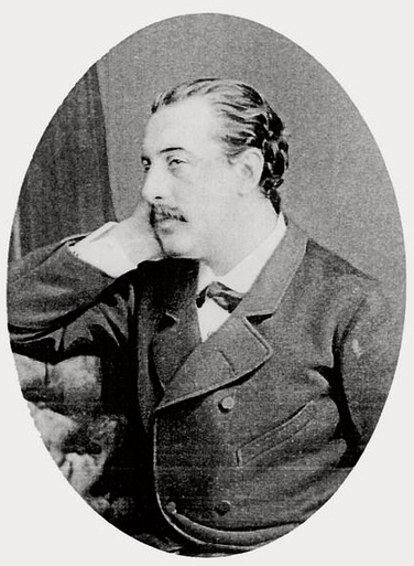 Павел Павлович Демидов (фото второй половины XIX в.)
