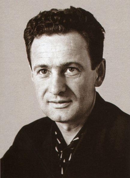 Виктор Григорьевич Удовенко (фото 50-х г.)
