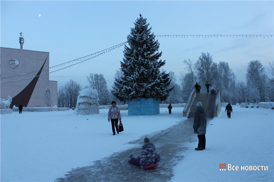 ДК Космос. Северный посёлок (2)