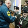 Первоклашки школы №21 стали кадетами