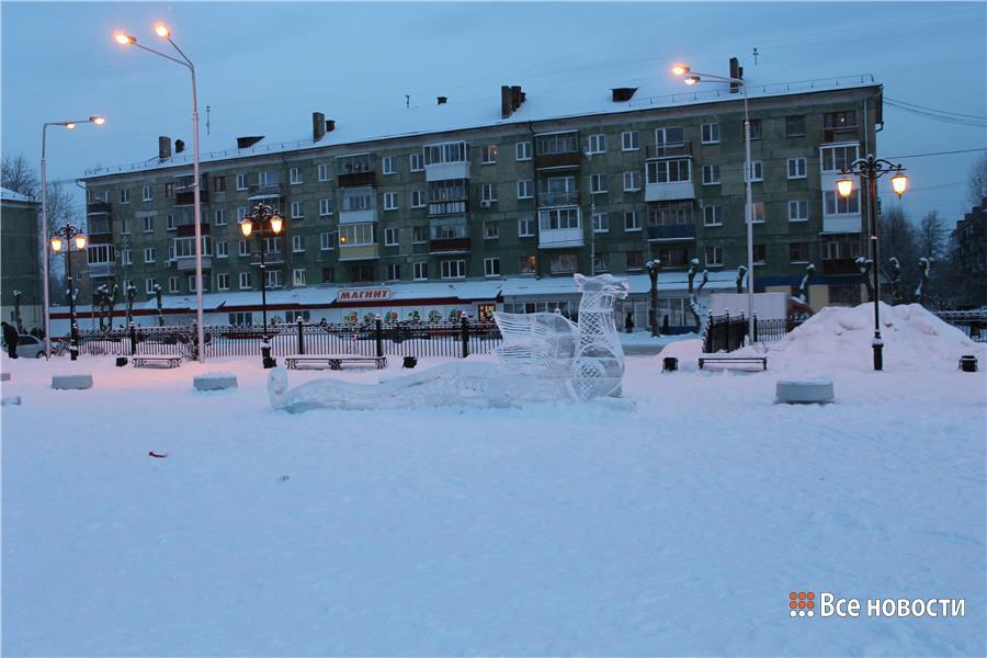 Сквер им. Дзержинского (3)
