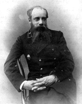 Владимир Ефимович Грум-Гржимайло