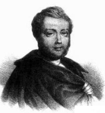 Павел Николаевич Демидов (литография Годфра Неллера)