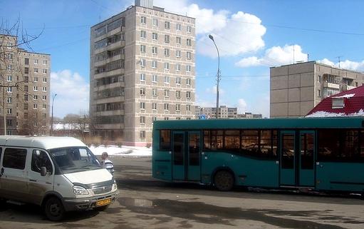 Улица Ермака (фото 2000-х)