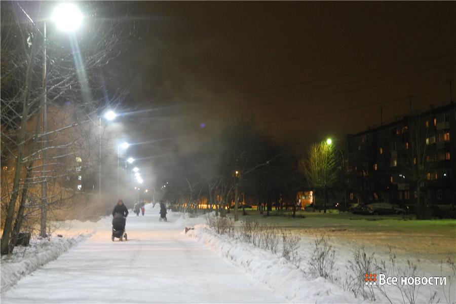 Улица Гвардейская. Фото из архива