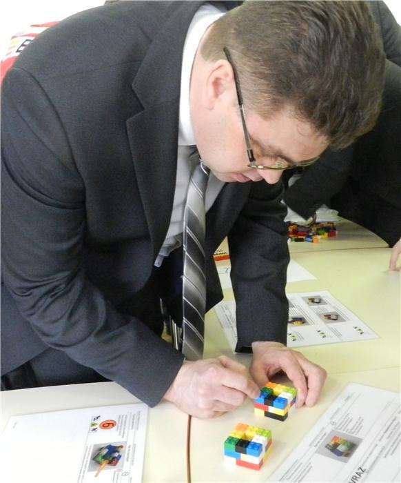 На LEGO-тренинге (1)