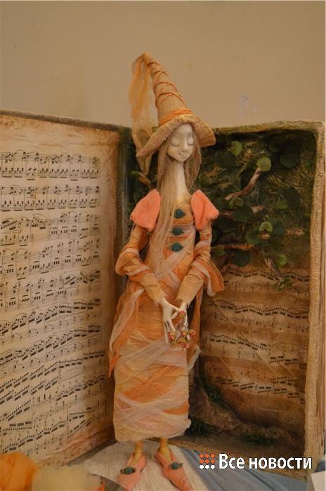 Ожившая музыка в музее заповеднике
