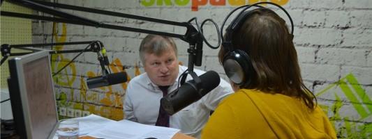 Юрий Бармин: «Я вижу в магазинах, что люди не смотрят на температурный режим»