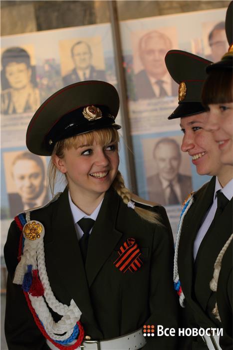 Кристина, Ксюша и Даша
