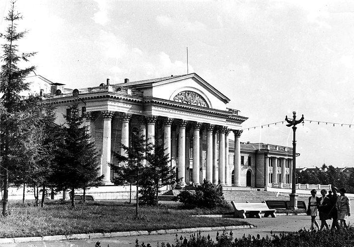 Дворец культуры Уралвагонзавода