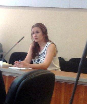 Анна Горнова