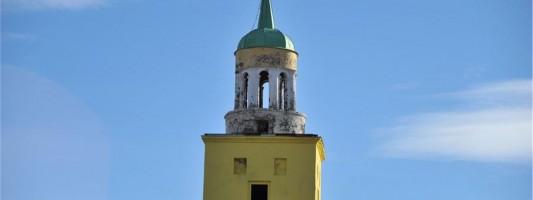 На реконструкцию башни на Лисьей горе потратят 7,5 миллионов рублей