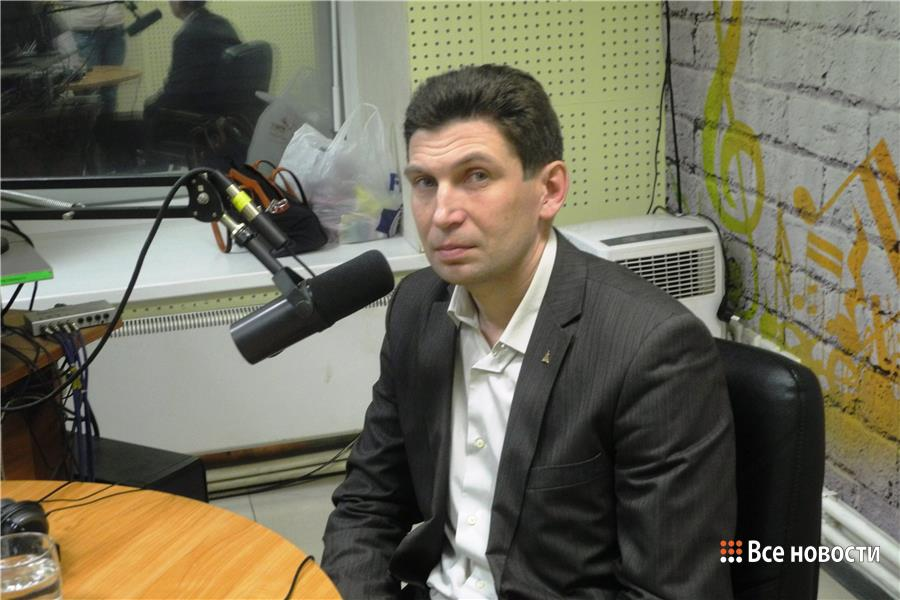Егор Копысов, фото из архива
