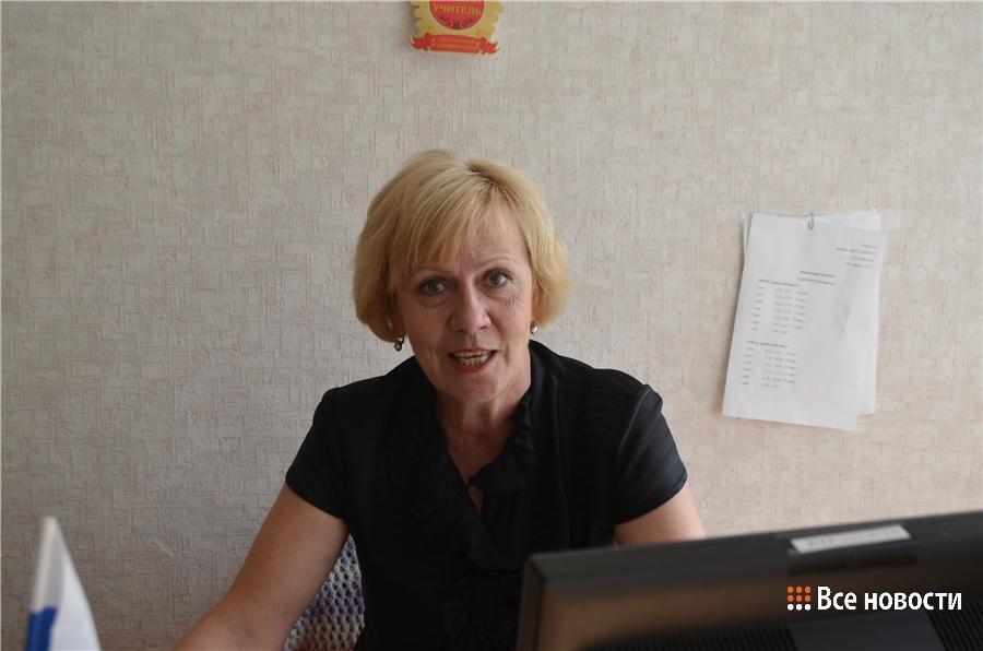 Руководитель Центра здоровья школы №30 Марина Беломестных.