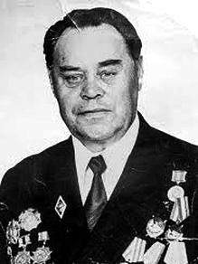 Григорий Павлович Юношев (фото 70-х г.)