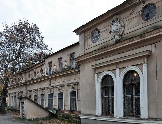 Бывший дворец Е. П. Демидовой-Трубецкой на вилле Сан-Донато в Одессе